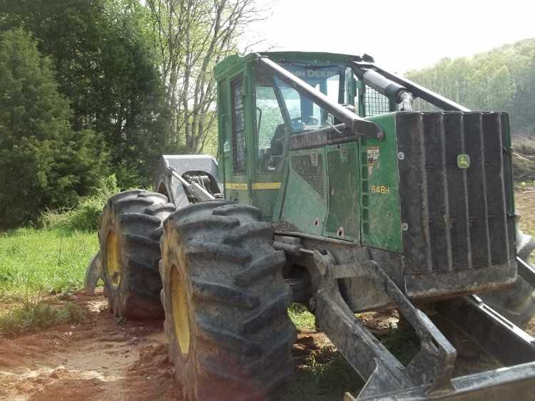 Tigercat Forestry 2016 - YouTube