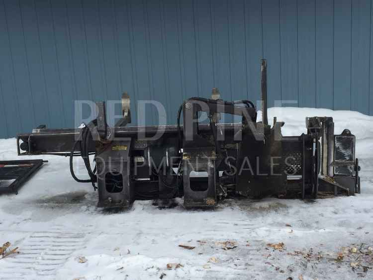 HAHN HFP 160 Firewood Processor ***SOLD***
