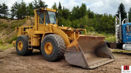 CAT 980C Wheel Loader