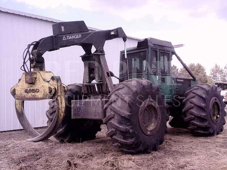Timberjack 450C Skidder ***SOLD***