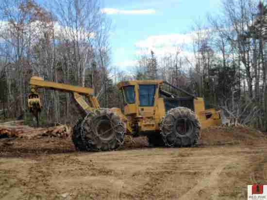 Used Logging Equipment Forestry Equipment Sales Tigercat ...