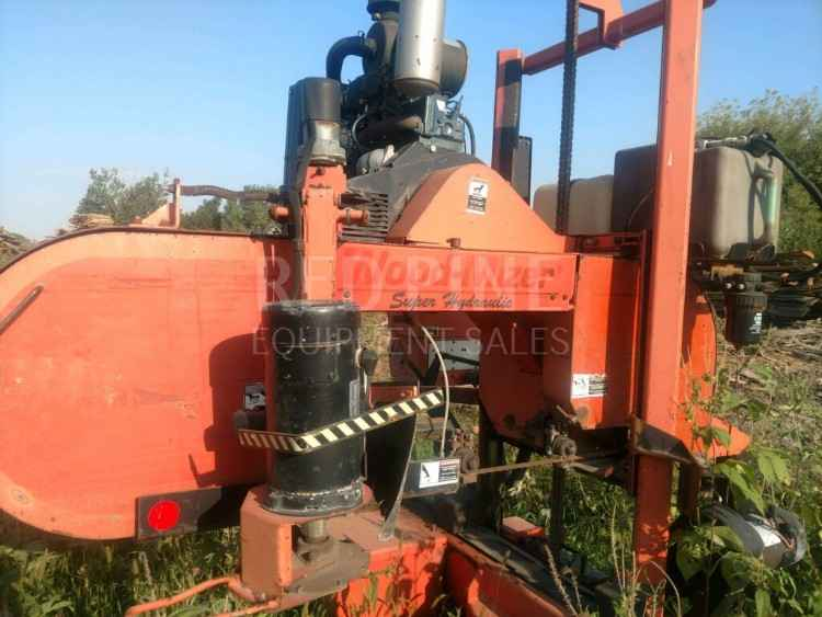 Bandsaw Mill For Sale >> Woodmizer Lt 40 Bandsaw Mill Sold Minnesota
