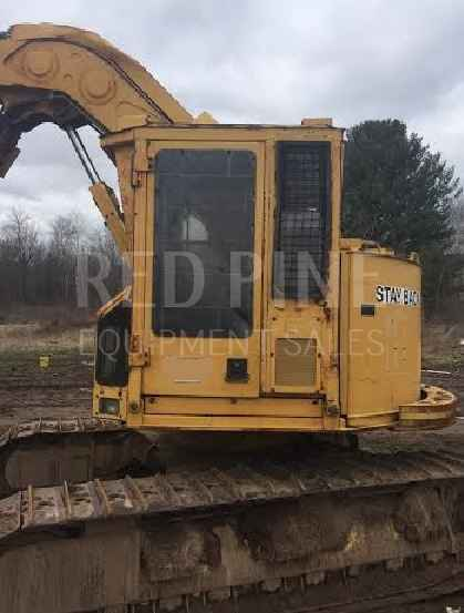 John Deere 653E Feller Buncher ***SOLD***