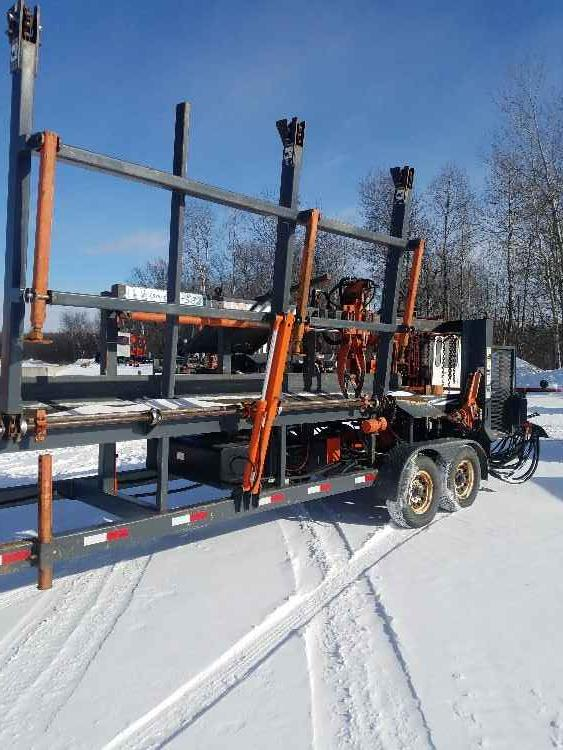 2006 Multitek 2025 LDCS Firewood Processor