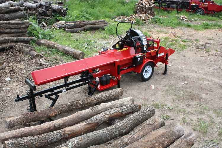 New LIL Beaver 13 Firewood Processor US MADE!