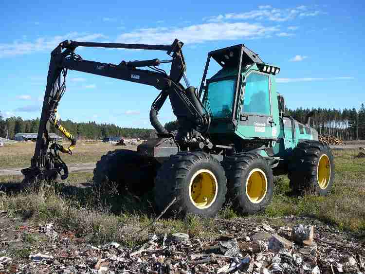 Timberjack 1270 Harvester ***SOLD***