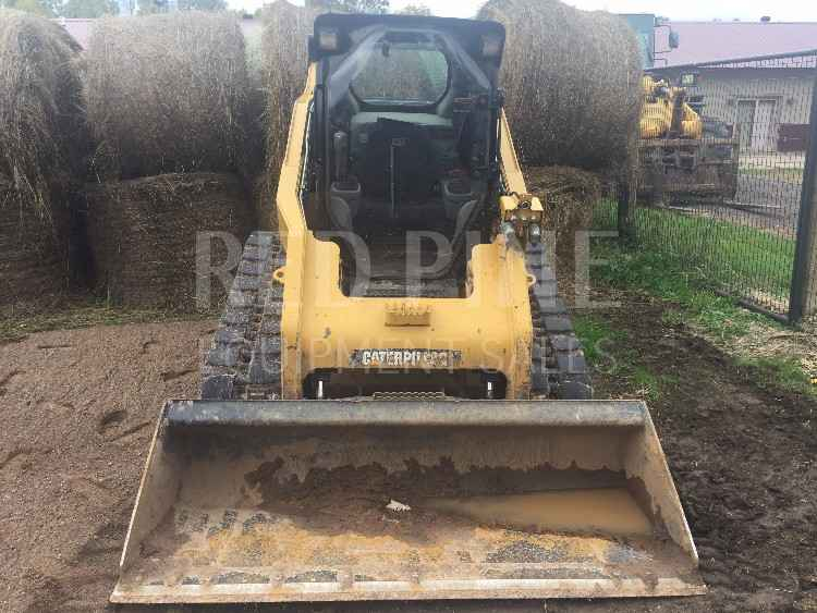 CAT 289 C2 High Flow XPS Skid Steer