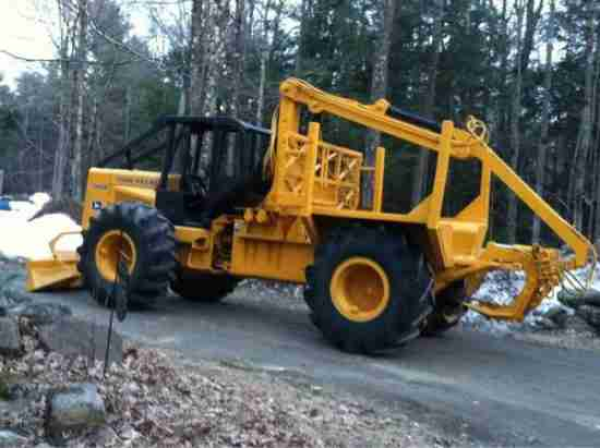 Used Logging Equipment Forestry Equipment Sales