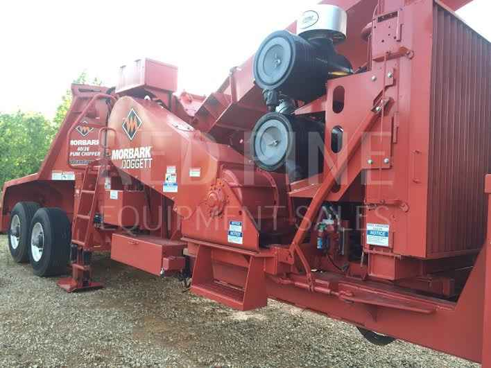 Morbark 40/36NCL Drum Chipper ***SOLD***