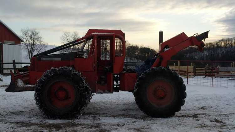 Timberjack 240A Grapple Skidder w/ Winch | Minnesota | Forestry