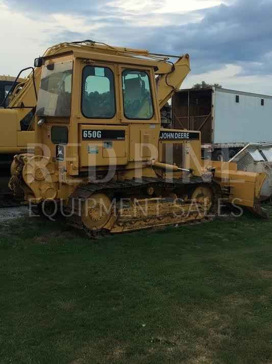 John Deere 650G Dozer with Winch ***SOLD***