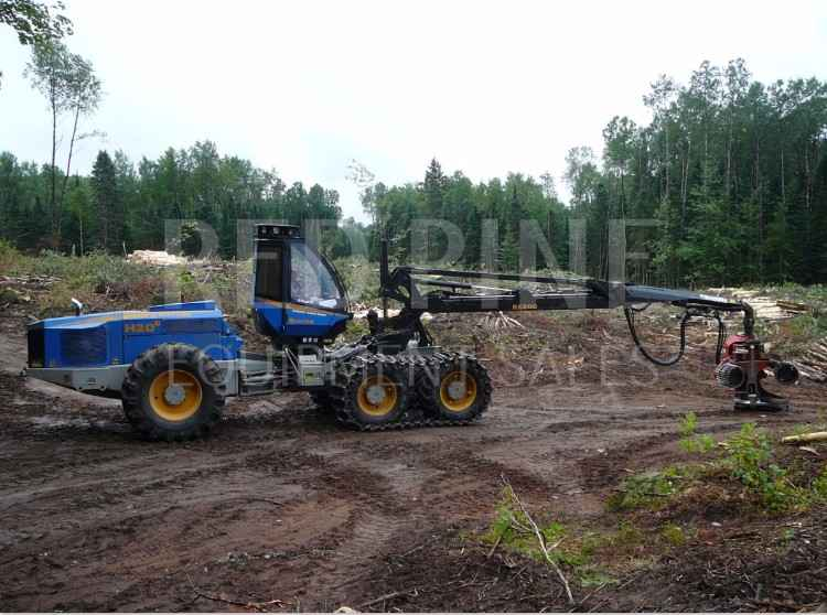 Rottne H20B Harvester with 761LF Processing Head ***SOLD***