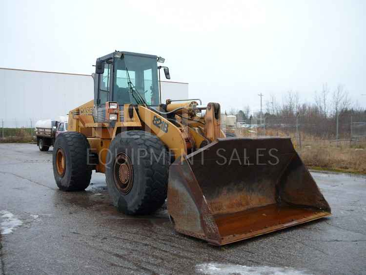 CASE 821B Wheel Loader ***SOLD***