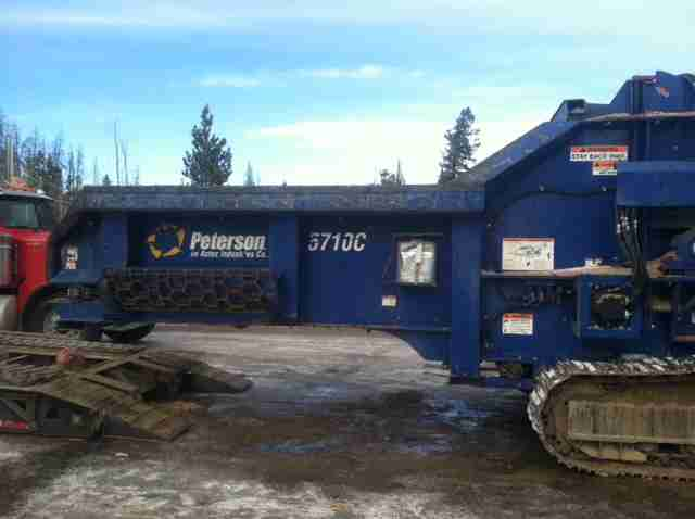 Peterson 5710C Track Grinder ***SOLD***