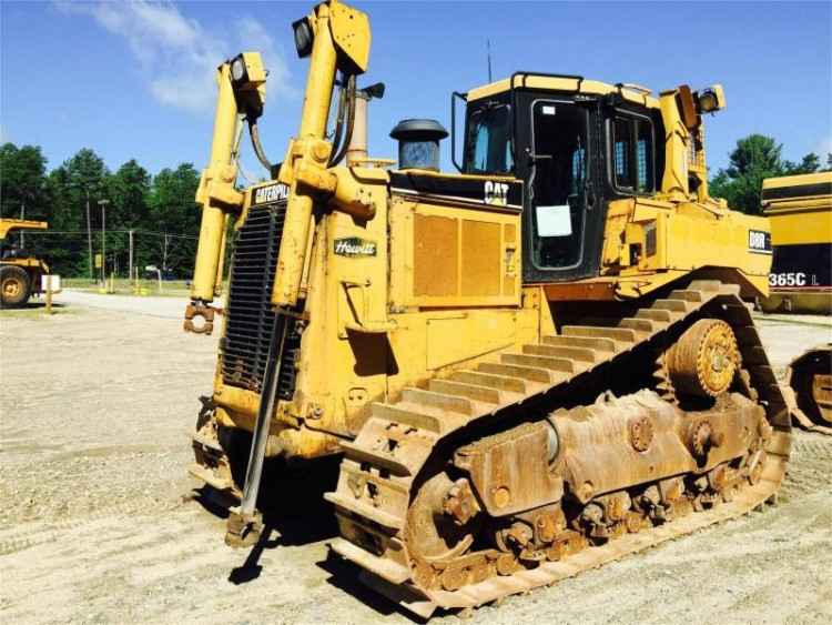 CAT D8R II Dozer With Winch | Minnesota | Forestry Equipment Sales