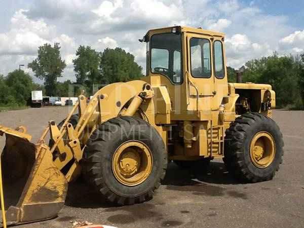 Cat 950 Wheel Loader Minnesota Forestry Equipment Sales
