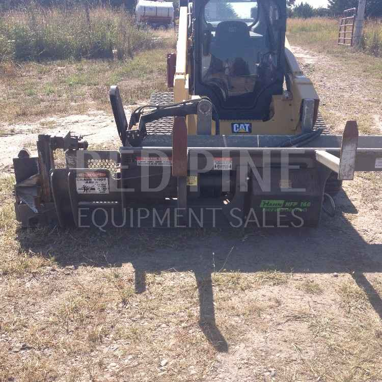 HAHN HFP160 Firewood Processor Attachment ***SOLD***