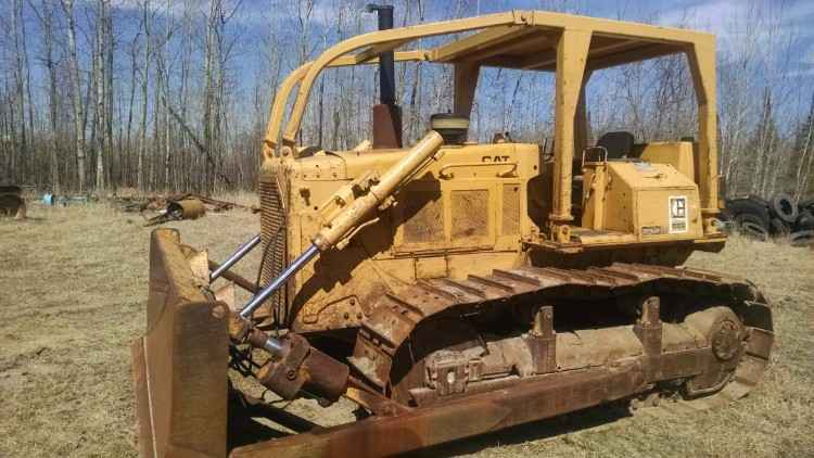 CAT D6D Dozer ***SOLD***