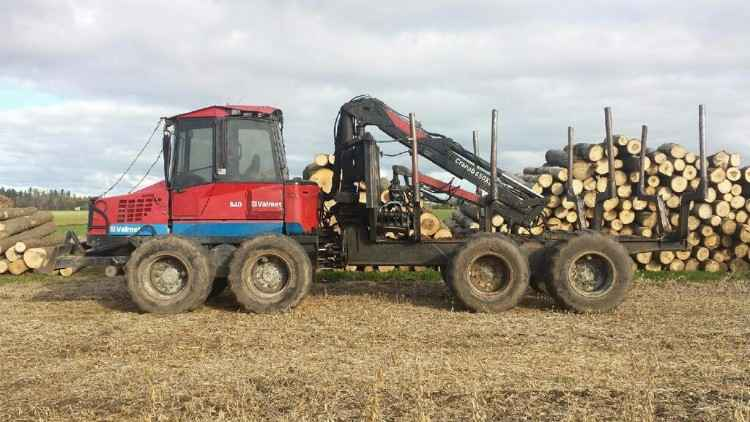 Valmet 840 Forwarder ***SOLD***
