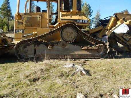 CAT D5H TSK Tracked Skidder | Minnesota | Forestry Equipment