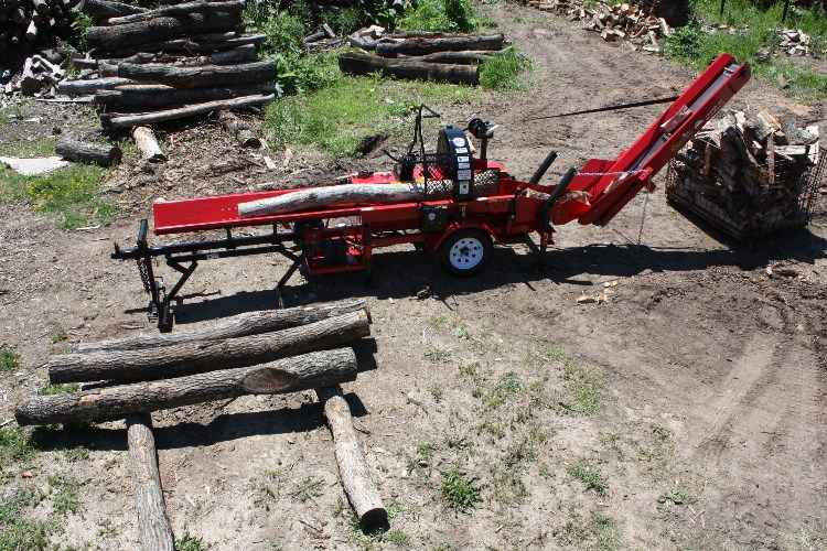 New LIL Beaver 13 Firewood Processor ONLY $11,995. US MADE!