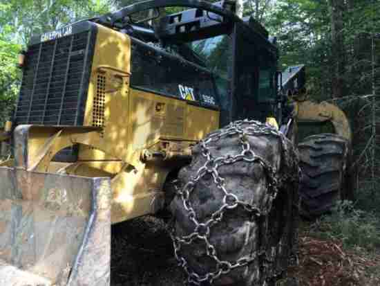 CAT 535C Skidder ***SOLD***