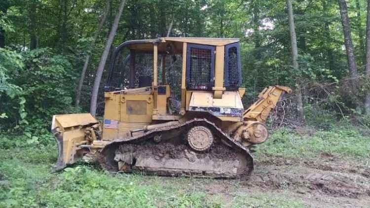 CAT D4H TSK Dozer ***SOLD*** | Minnesota | Forestry Equipment Sales