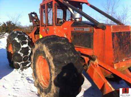 Timberjack 450A Cable Skidder ***SOLD***