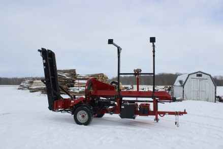 Brute Force 16-24 Firewood Processor