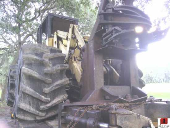 Franklin 170 Feller Buncher