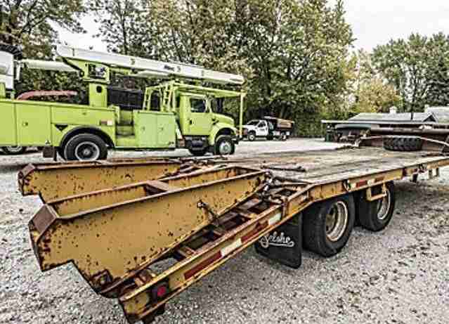 Belshe Flatbed Trailer ***SOLD***