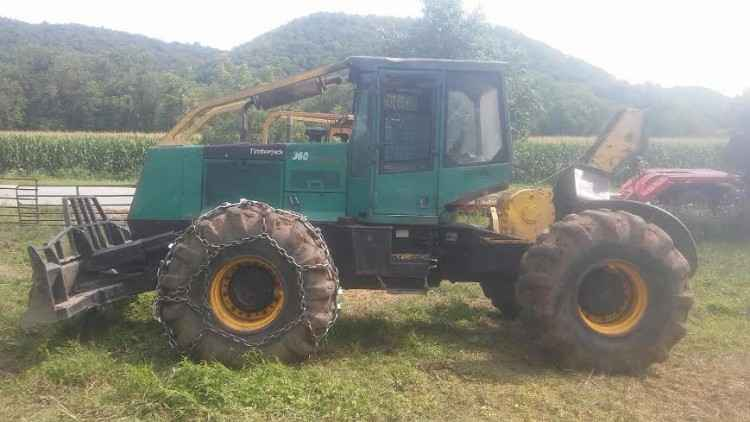Timberjack 360 Cable Skidder ***SOLD** | Minnesota | Forestry