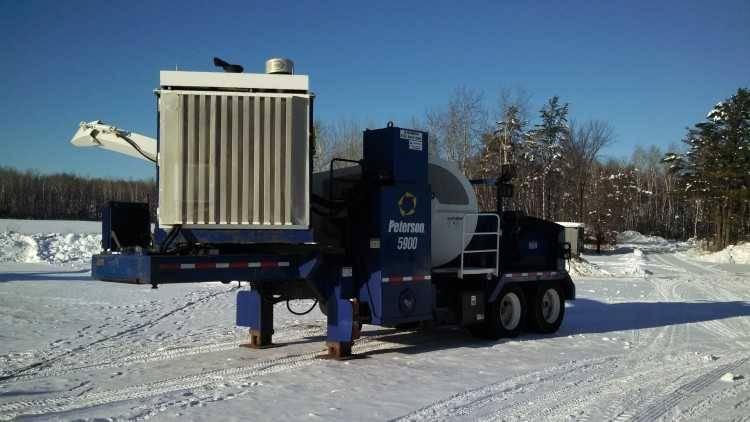 Peterson 5900 Chipper