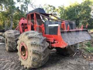 Timberjack 240A Grapple Skidder | Minnesota | Forestry Equipment Sales