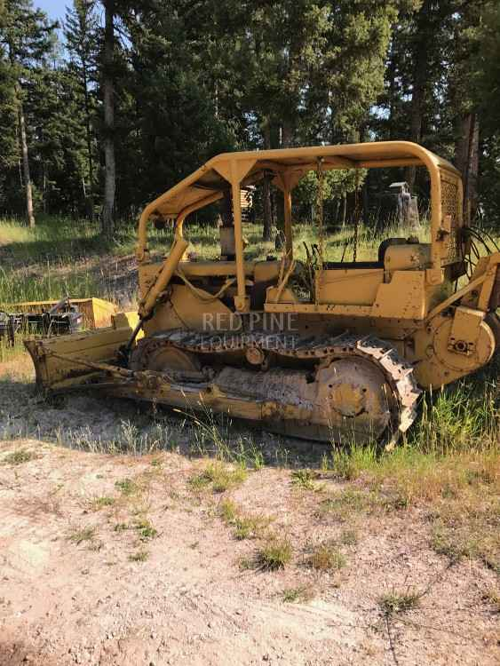 CAT D4 Dozer with Winch | Minnesota | Forestry Equipment Sales