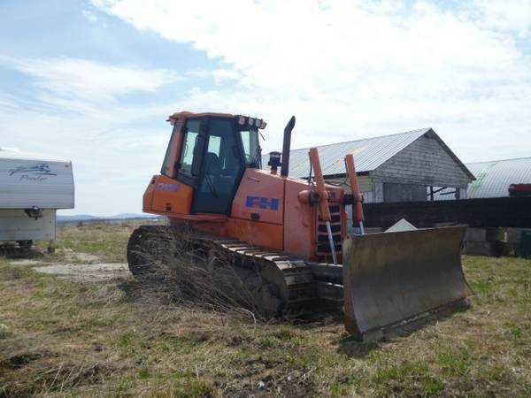 Fiat-Hitachi 150 Bulldozer
