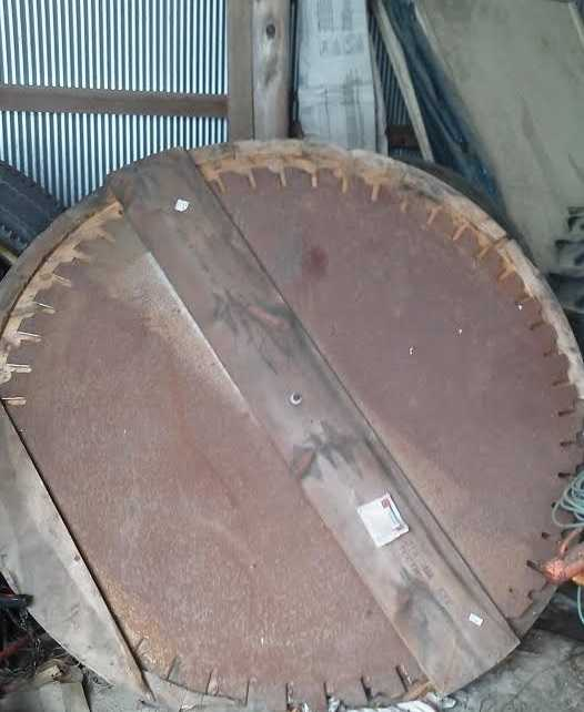"Simonds 72"" Saw Blade"