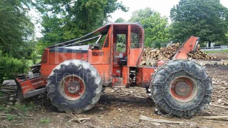 Timberjack 240 Skidder | Minnesota | Forestry Equipment Sales