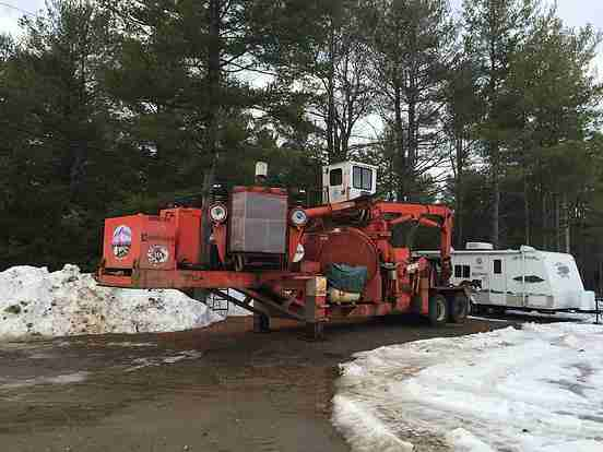 Morbark 22 Whole Tree Chipper ***SOLD***