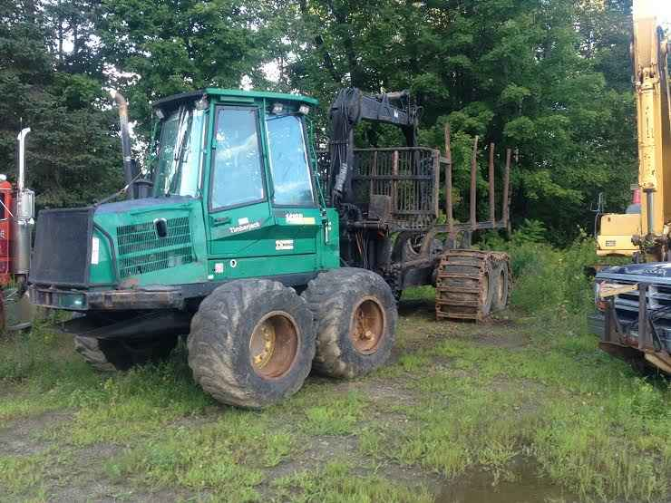 Timberjack 1410B Forwarder ***SOLD***