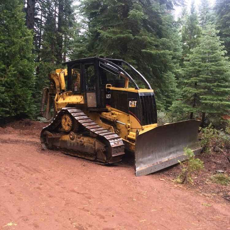 CAT 527 Skidder ***SOLD***   Minnesota   Forestry Equipment