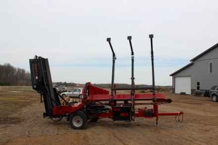 Brute Force 18-24 HD Firewood Processor